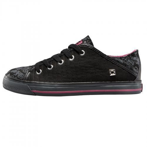 FOX  Girls Majestic Low -65085 Pink-Black